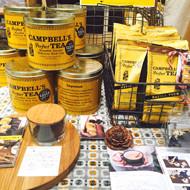 「CAMPBELL'S Perfect TEA Fair」開催中