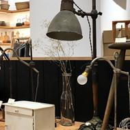 「atelier Morceau 古道具と日用品」開催中