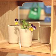 「前田美絵  陶展」開催中です。