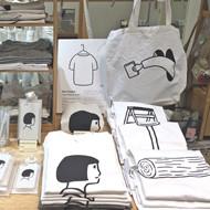 Noritake さんのTシャツ、JUJUBEE のアイウェアのご紹介