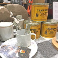「CAMPBELL'S Perfect TEA Fair」大阪店で開催中