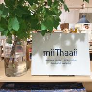 「miiThaaii fair」が始まりました。
