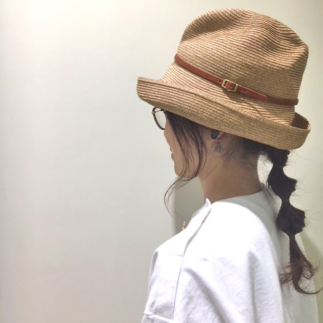 「mature ha. HAT fair S/S 2018」がスタート