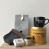 CAMPBELL'S Perfect TEA、ホーケン化粧品、DRESS HERSELF。3つのフェアを同時開催中