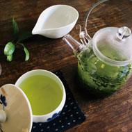 春の初摘み新茶を愉しむワークショップ